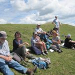 Lunch at Brent Knoll (GL)